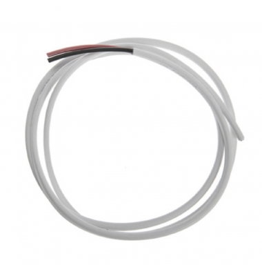 Cable 2H blanco de 2 metros, para Neon Flexible NMS0612