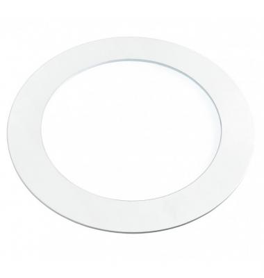 Downlight LED Bid 24W, 2040 Lm. Díametro 24 cm. Blanco Mate