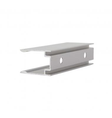 Clip de Fijación de Aluminio para Neon LED NS0816. Longitud 50mm