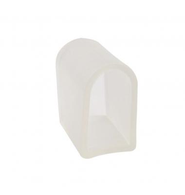 Tapón Final Flexible para Neon LED NS0816, Sin agujeros