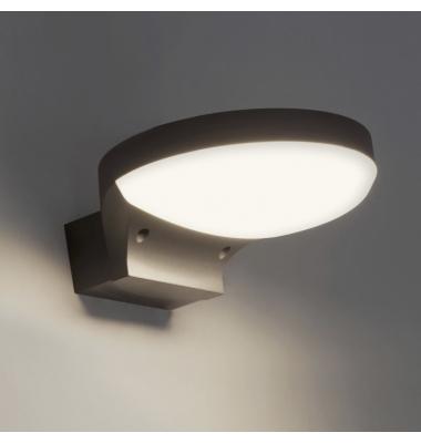 Aplique Pared LED Enzi 17W. 1050 Lumen, Exterior, IP54, Blanco cálido de 3000k