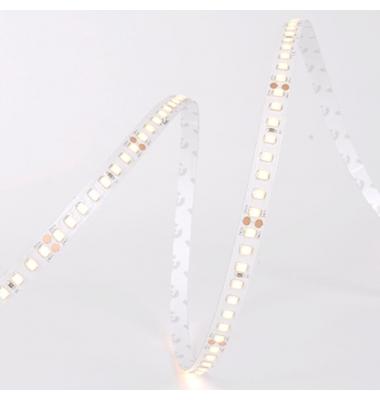 Tira LED Monocolor 10.8W/m. 24V, SMD2835, 159lm/w. 160 LEDs/m. Carrete 5 metros, Exterior, IP67-ET