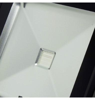 Foco Proyector RGB Ninbo, LED Epistar 50W. Exterior, IP65,