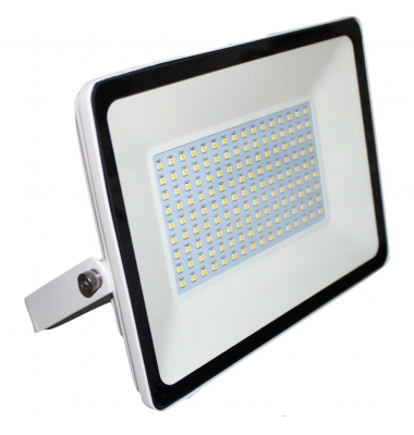 Foco Proyector Tablet, Blanco Mate, LED Epistar 50W. Exterior, IP67