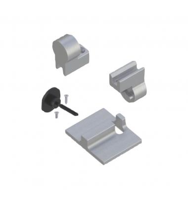 Kit Sistema Articulado. Perfil Closet y Trieste