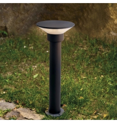 Baliza de suelo LED WIZARD RGB + CCT con función Smart Wi-Fi, Compatible con
