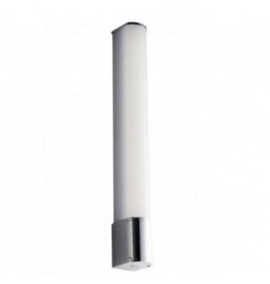 Aplique LED Blaster espejo, sistema antideslumbrante y botón de encendido y enchufe de 2000W máx. 8W, 640Lm, 4000k