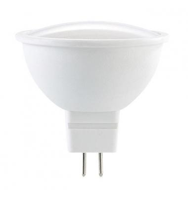 Bombilla LED MR16 6W, 12V. Blanco Cálido. 3000k. Ángulo 100º. 480 Lm