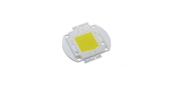 Chip LED COB Proyector 30W. Luz Cálida