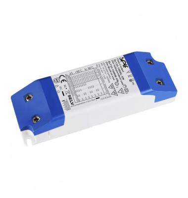 Alimentador LED para uso independiente. Salida multicorriente constante, hasta 1000mA, 35W