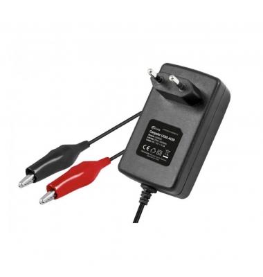 Cargador Bateria Plomo 6V-12VDC500 mA