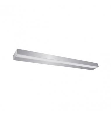 Aplique LED CYBER para espejos y cuadros, Aluminio de 40cm, 9W, Blanco Natural de 4000k