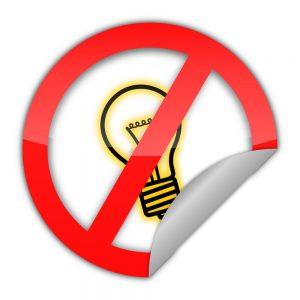 prohibición bombillas halógenas