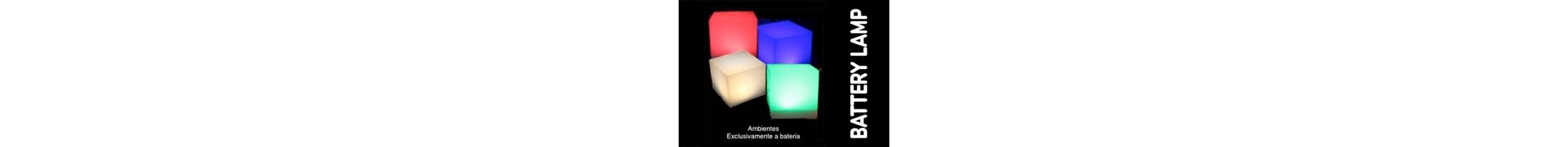 LED Batery Lamp