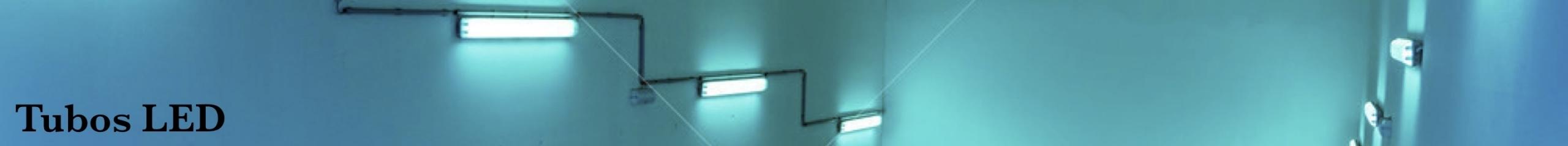 Tubos LED T8 Plástico