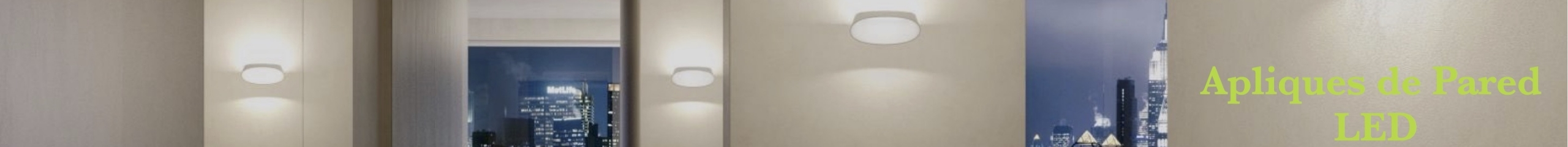 Apliques de Pared LED