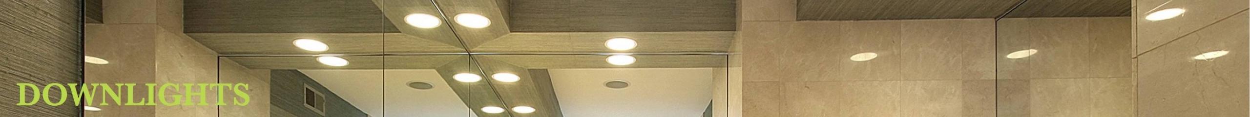 Downlights LED Redondos