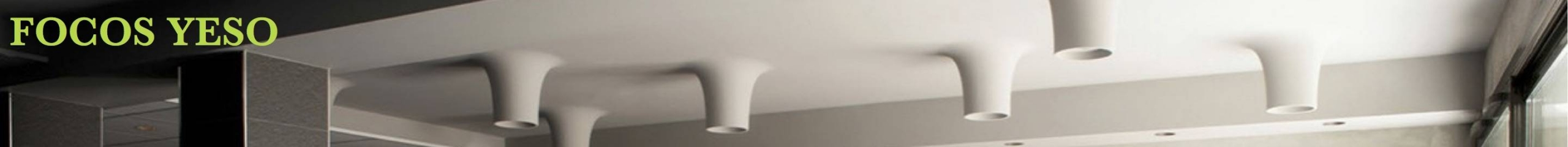 Focos Yeso LED