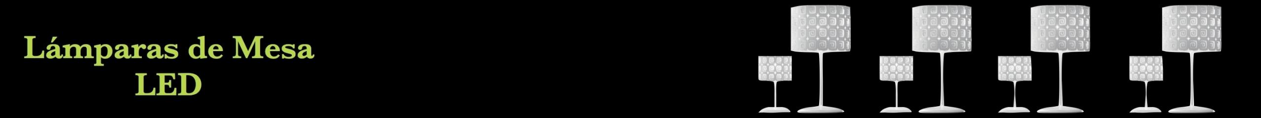 Lamparas de Mesa LED