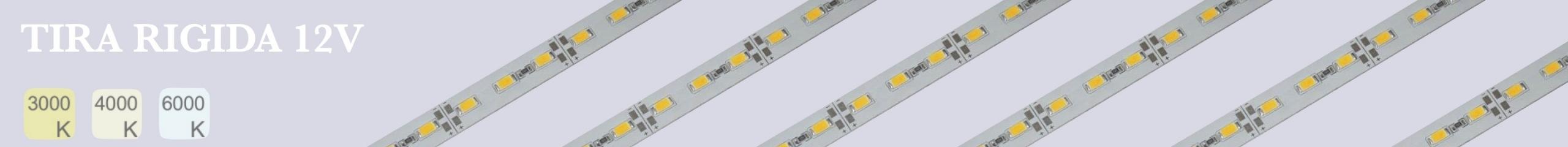 Tiras LED Rígida 12V