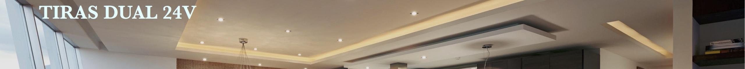 Tiras LED Dual 24V