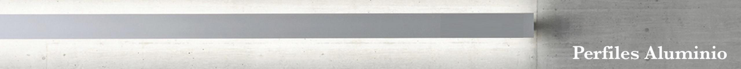 Perfiles Aluminio Tiras LED