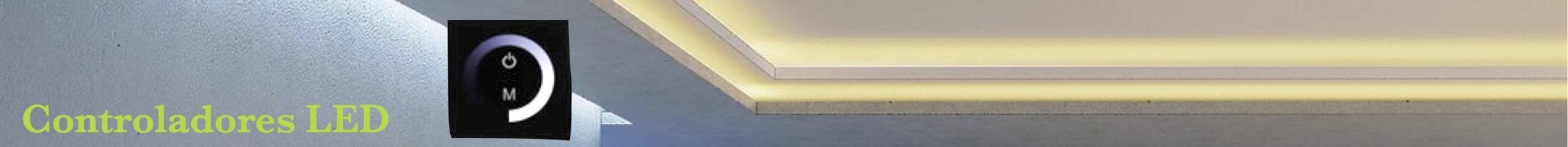 Controladores Tiras LED