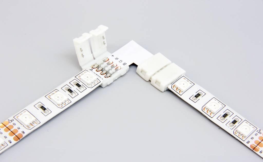 Conectar 2 tiras RGB
