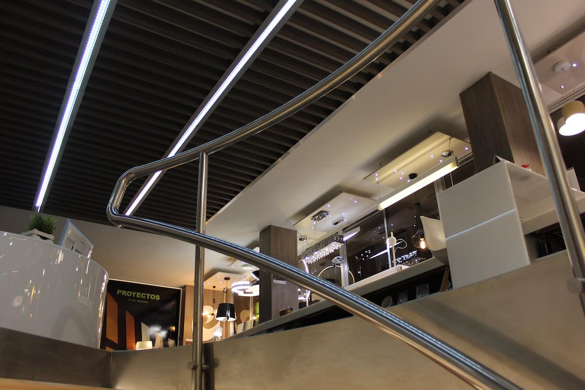 Interior Tienda