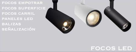 Focos LED Ecoluzled
