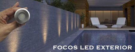 Focos LED Exterior Ecoluzled
