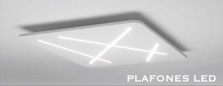 Plafon LED Ecoluzled