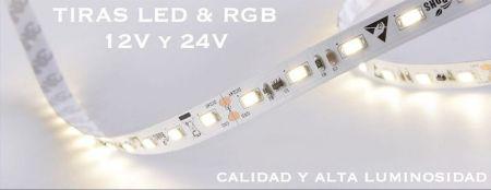 Tiras LED Ecoluzled